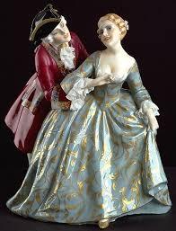 Фредерика и фарфоровый принц Михаэль